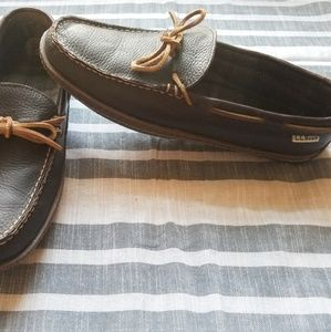 L.L. Bean Shoes - L.L.Bean MensLeatherLoaferShoe/Slipper-never worn